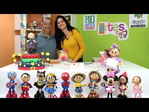 Programa Artes na TV – Band Rio: 3ª Temporada – 25º Episódio