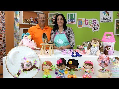 Programa Artes na TV – Band Rio: 3ª Temporada – 24º Episódio
