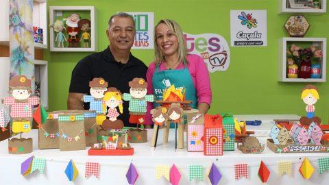 Programa Artes na TV – Band Rio: 3ª Temporada – 20º Episódio