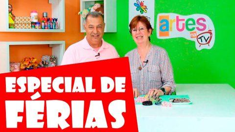 Programa Artes na TV – Band Rio: Especial de Férias 2017 – 3º Episódio