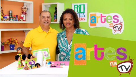 Programa Artes na TV – Band Rio: 3ª Temporada – 60º Episódio