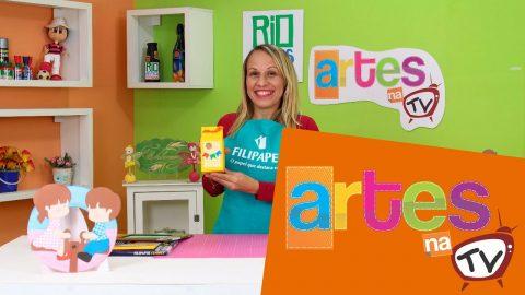Programa Artes na TV – Band Rio: 4ª Temporada – 2º Episódio