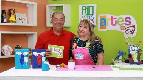 Programa Artes na TV – Band Rio: 4ª Temporada – 9º Episódio