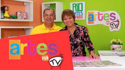 Programa Artes na TV – Band Rio: 4ª Temporada – 3º Episódio