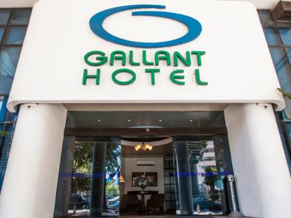 Gallant Hotel: Tarifas especiais durante a 13ª Rio Artes Manuais