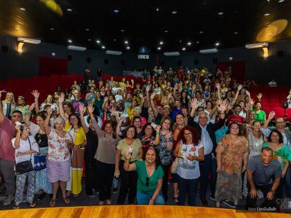 Cerimônia de Entrega da Carteira Nacional de Artesanato em Niterói