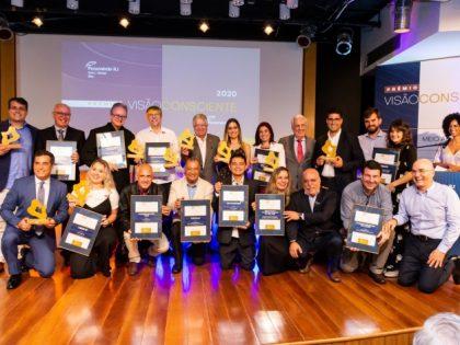 Feira Rio Artes Manuais vence primeira edição do Prêmio Visão Consciente, promovido pela Fecomércio RJ
